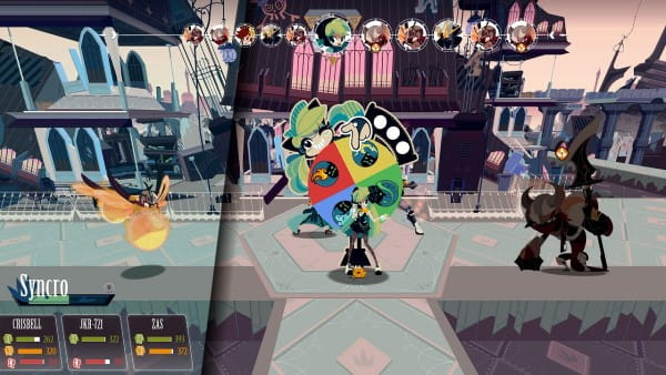image gameplay cris tales