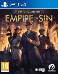 image playstation 4 empire of sin