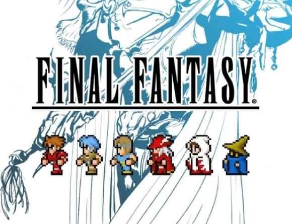 image jeu final fantasy i pixel remaster jeu