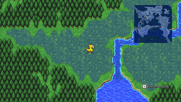 image test final fantasy ii pixel remaster
