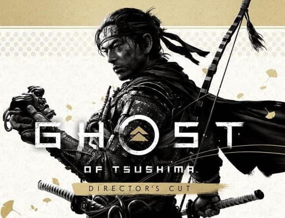 image jeu ghost of tsushima director's cut