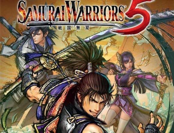 image jeu samurai warriors 5