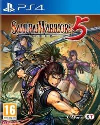 image playstation 4 samurai warriors 5