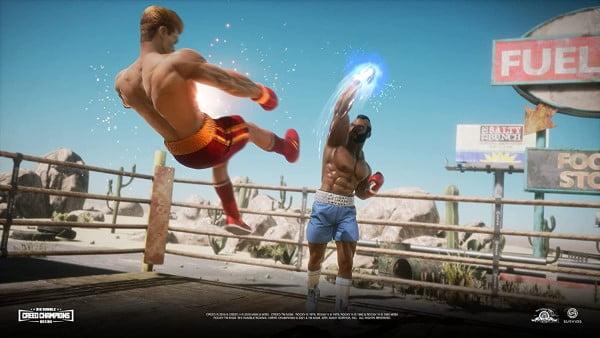 image gameplay big rumble boxing creed champion