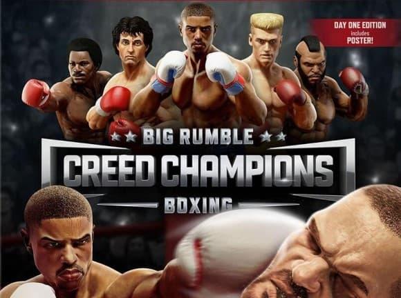 image jeu big rumble boxing creed champion