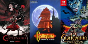 image hommages castlevania