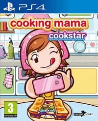 image playstation 4 cooking mama cookstar