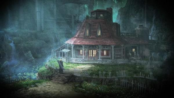 image artwork cloud final fantasy vii remake