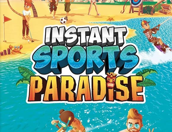 image jeu instant sports paradise