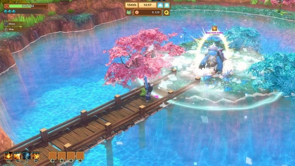 image gameplay kitaria fables