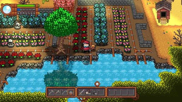 image gameplay monster harvest