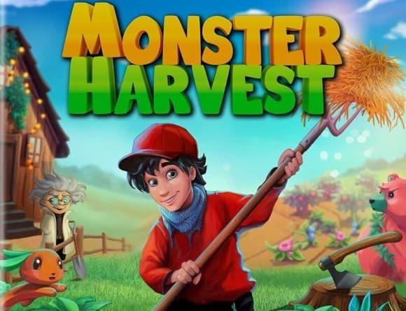 image jeu monster harvest