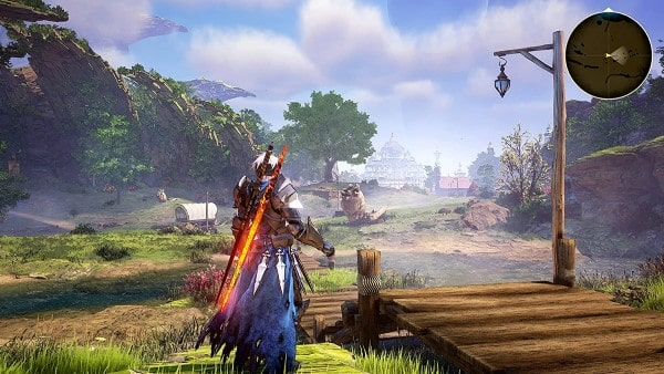 image gameplay tales of arise